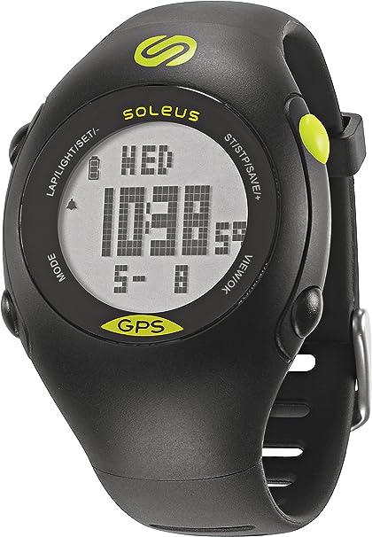 Soleus Mini GPS Fitness Uhr Reloj de Corredor con Monitor de ...
