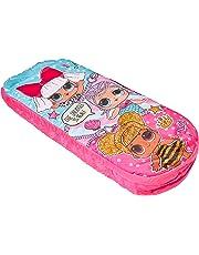 Ready Bed LOL Surprise-readybed Junior-letto Hinchable y Saco de Dormir para niños