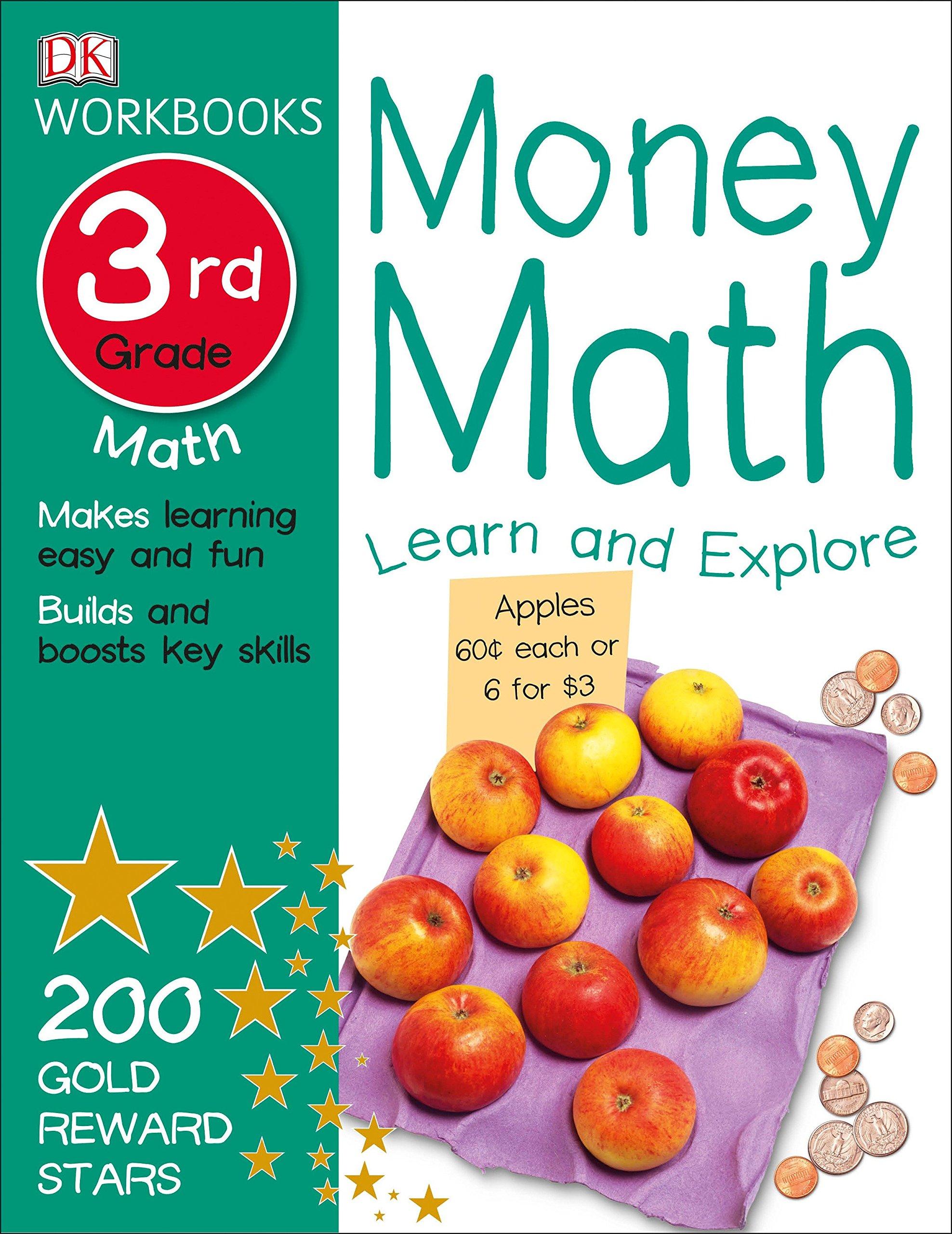 DK Workbooks: Money Math, Third Grade: DK: 9781465451217: Amazon.com ...