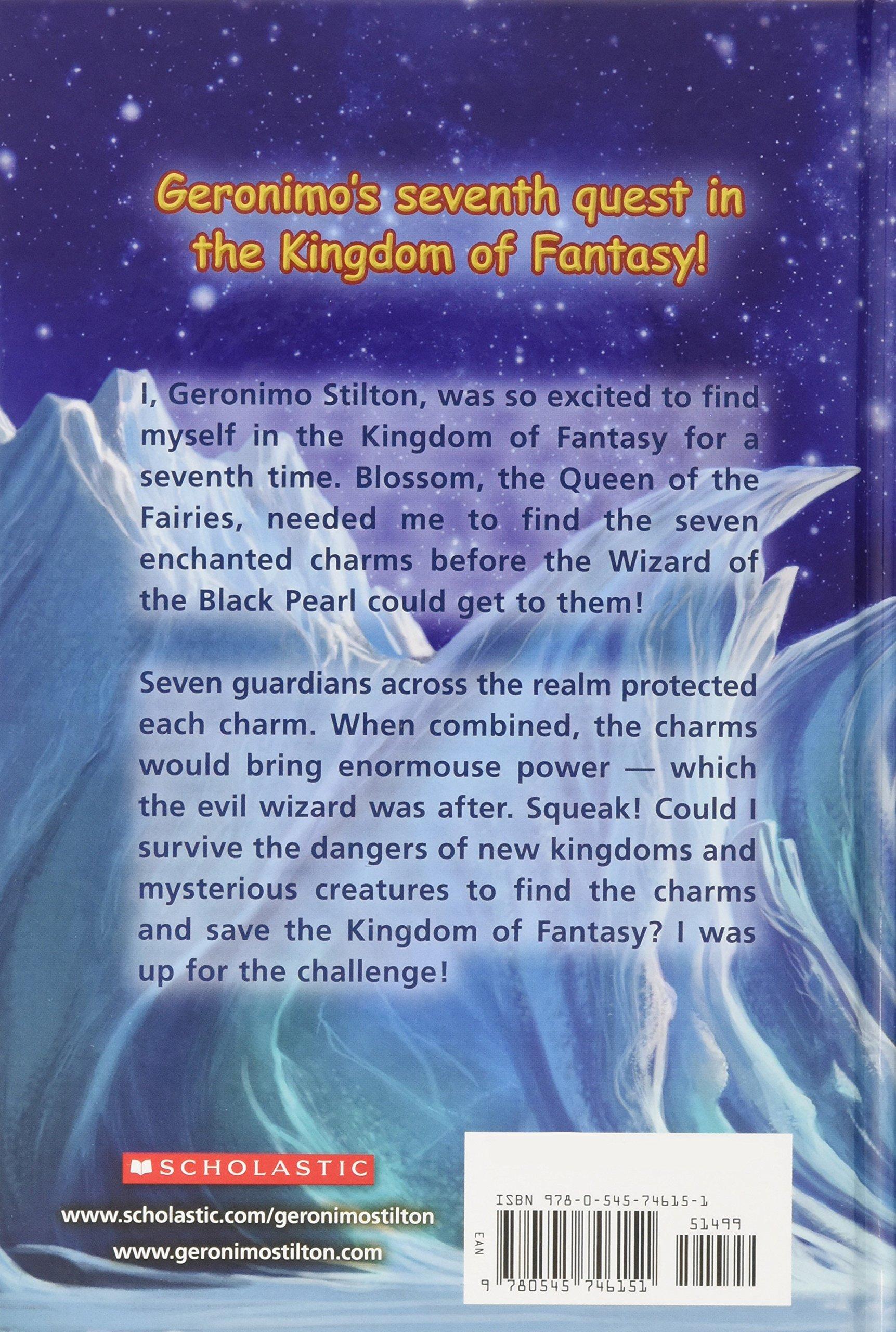 Geronimo Stilton Kingdom Of Fantasy Pdf