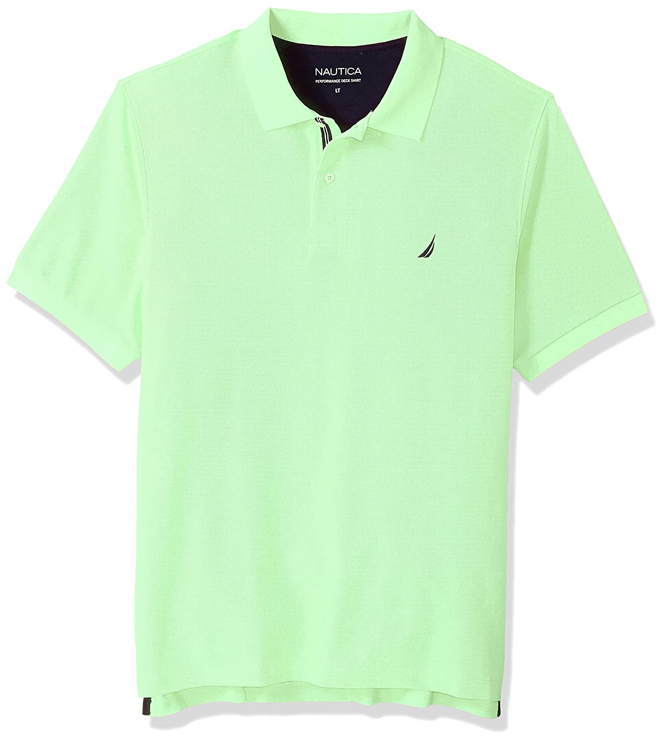 e551c20e Nautica Men's Big and Tall Classic Short Sleeve Solid Polo Shirt:  Amazon.ca: Clothing & Accessories