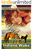 Amelia: A Leaf on the Breeze: Clean Western Historical Romance (The Mail Order Brides of Russets Reach Book 3)