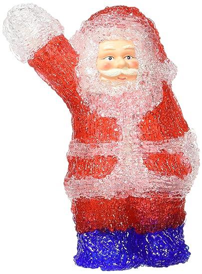 Weihnachtsdeko Aus Acryl.Weihnachtsdeko Beleuchtete Acryl Figuren Batteriebetrieben
