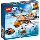 LEGO 60193 City Arctic Expedition Helicopter Building Set, Air Transport Vehicles, Construction Building Toys for Kids