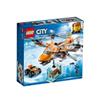 LEGO City Arctic Expedition Aereo da Trasporto Artico, 60193