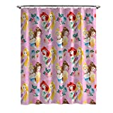Jay Franco Disney Princess Sassy Shower Curtain