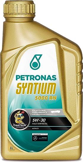 PETRONAS SYNTIUM 5000 RN Aceite sintético para motor, 1 l: Amazon.es: Coche y moto