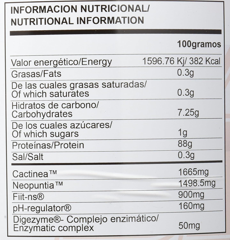 Amix CFM Iso Dry, Proteína Aislado con Sabor de Cholocate, 1800 g: Amazon.es: Salud y cuidado personal