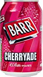 Barr Cherryade Cans, 330 ml, Pack of 24