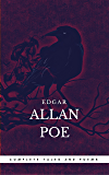 Poe: Complete Tales And Poems (Book Center) (The Greatest Writers of All Time): The Black Cat, The Fall of the House of Usher, The Raven, The Masque of the Red Death...