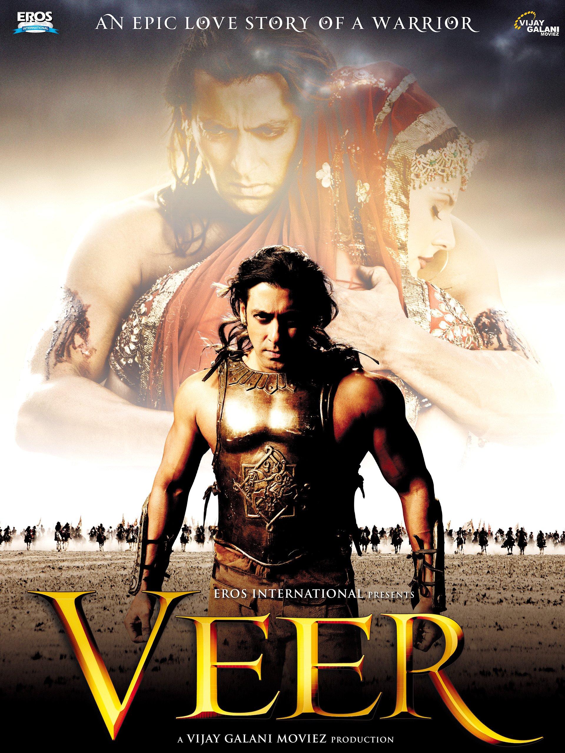 Amazon com: Veer: Jackie Shroff, Salman Khan, Sohail Khan
