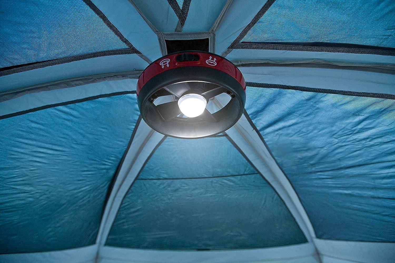 Coleman Signature 2000008055 Tent 14X10 Prairie Breeze Led/Fan