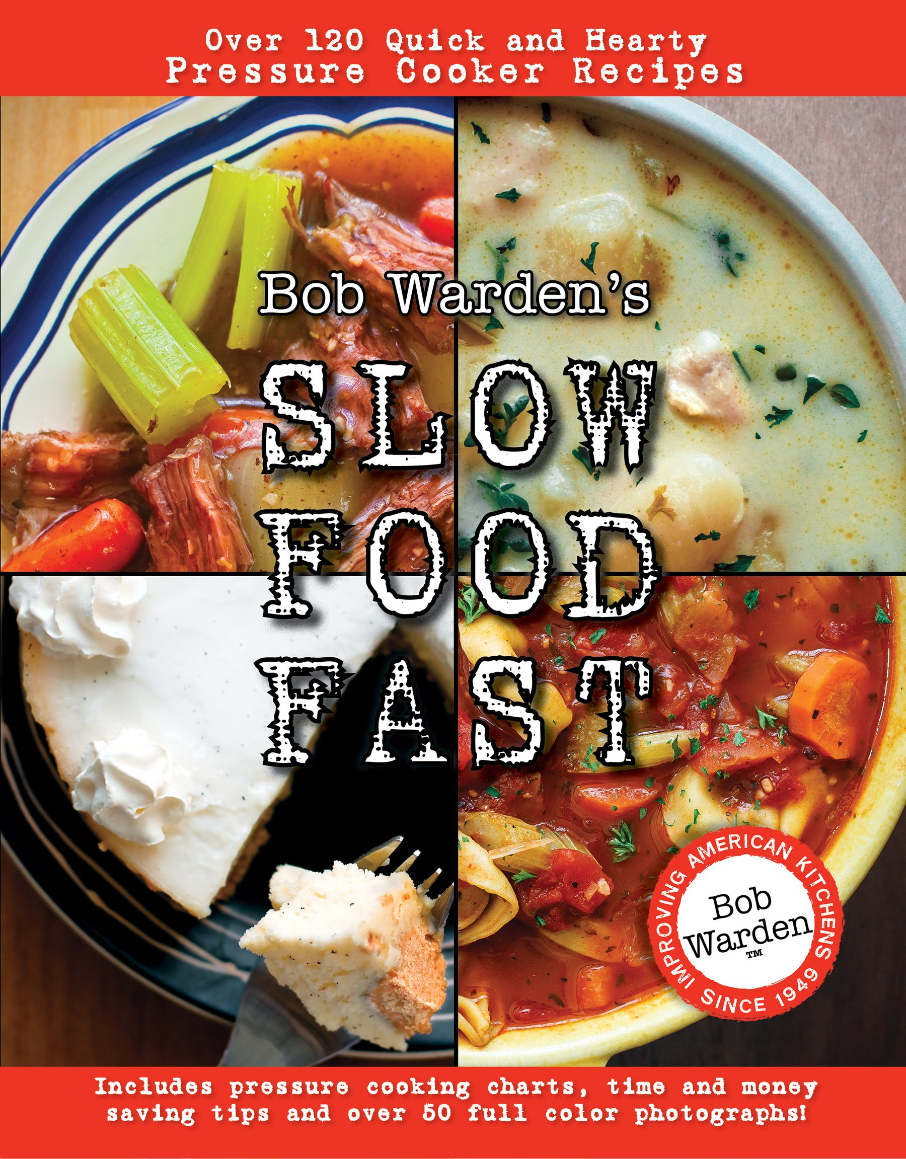 Great Food Fast Bob Warden