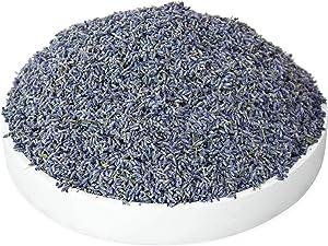 Dried Lavender Flower Buds (5 Ounces Bag)