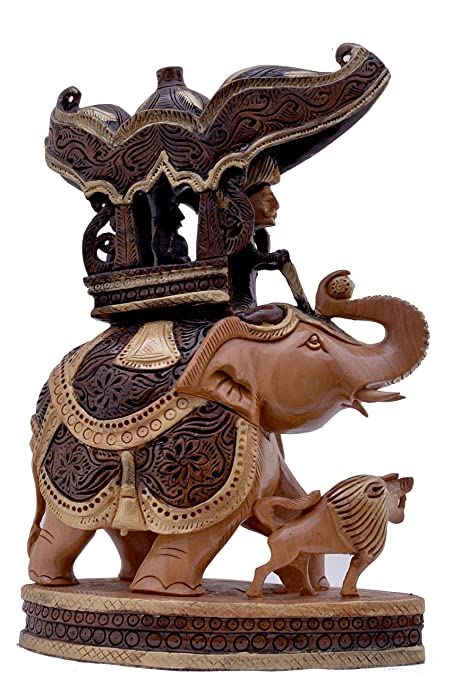 Amazoncom Denika Handicrafts Wooden Indian Handicrafts Wooden