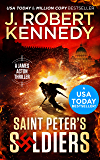 Saint Peter's Soldiers (A James Acton Thriller, Book #14) (James Acton Thrillers)