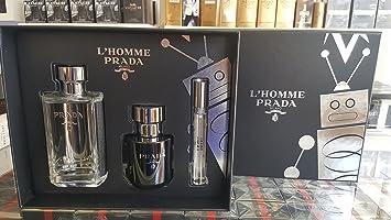 Coffret Prada 2017 De L'homme 100ml Eau Pour ToiletteCreme W2E9YHDI
