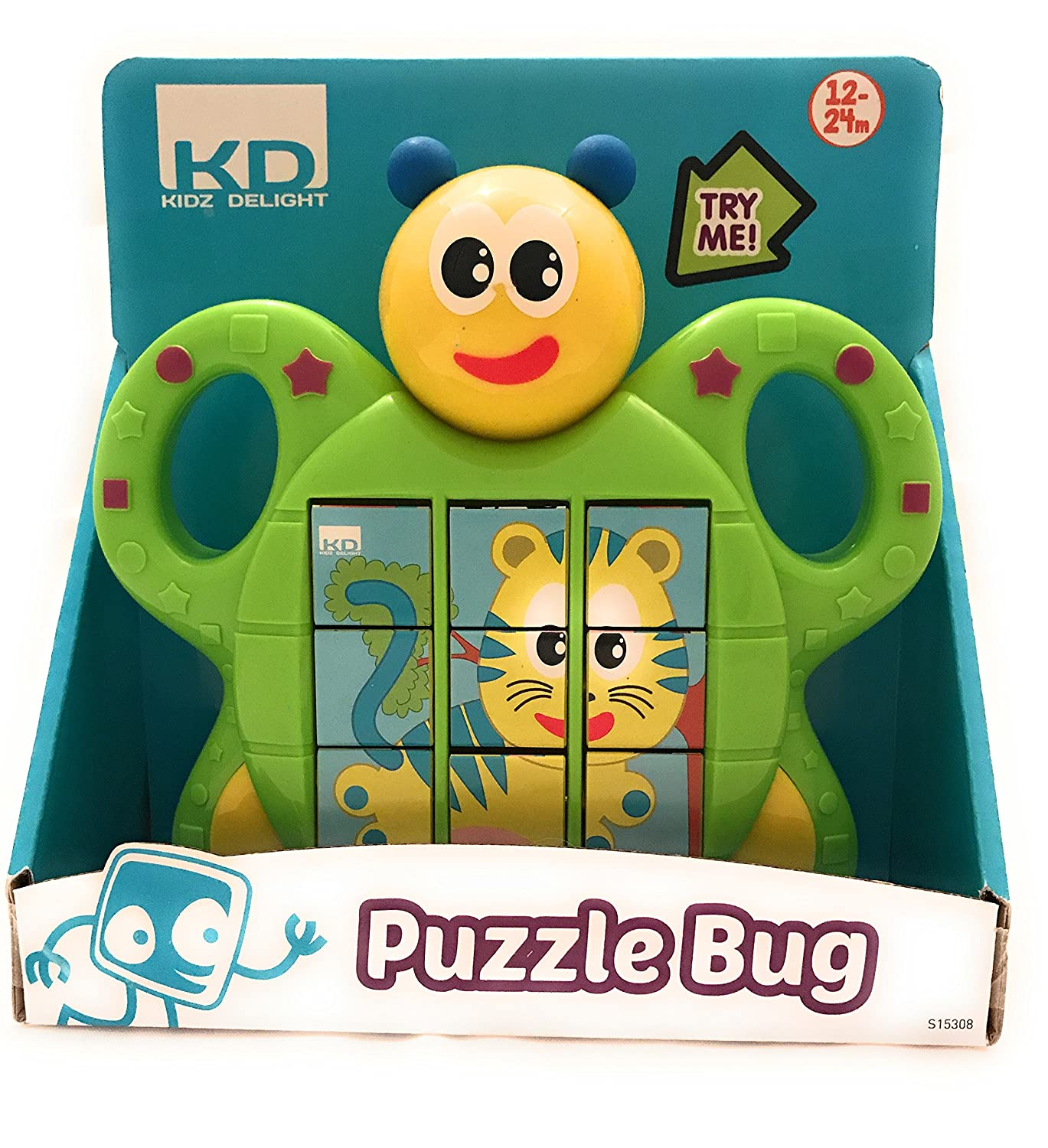 Kidz Delight Electronic Puzzle Bug