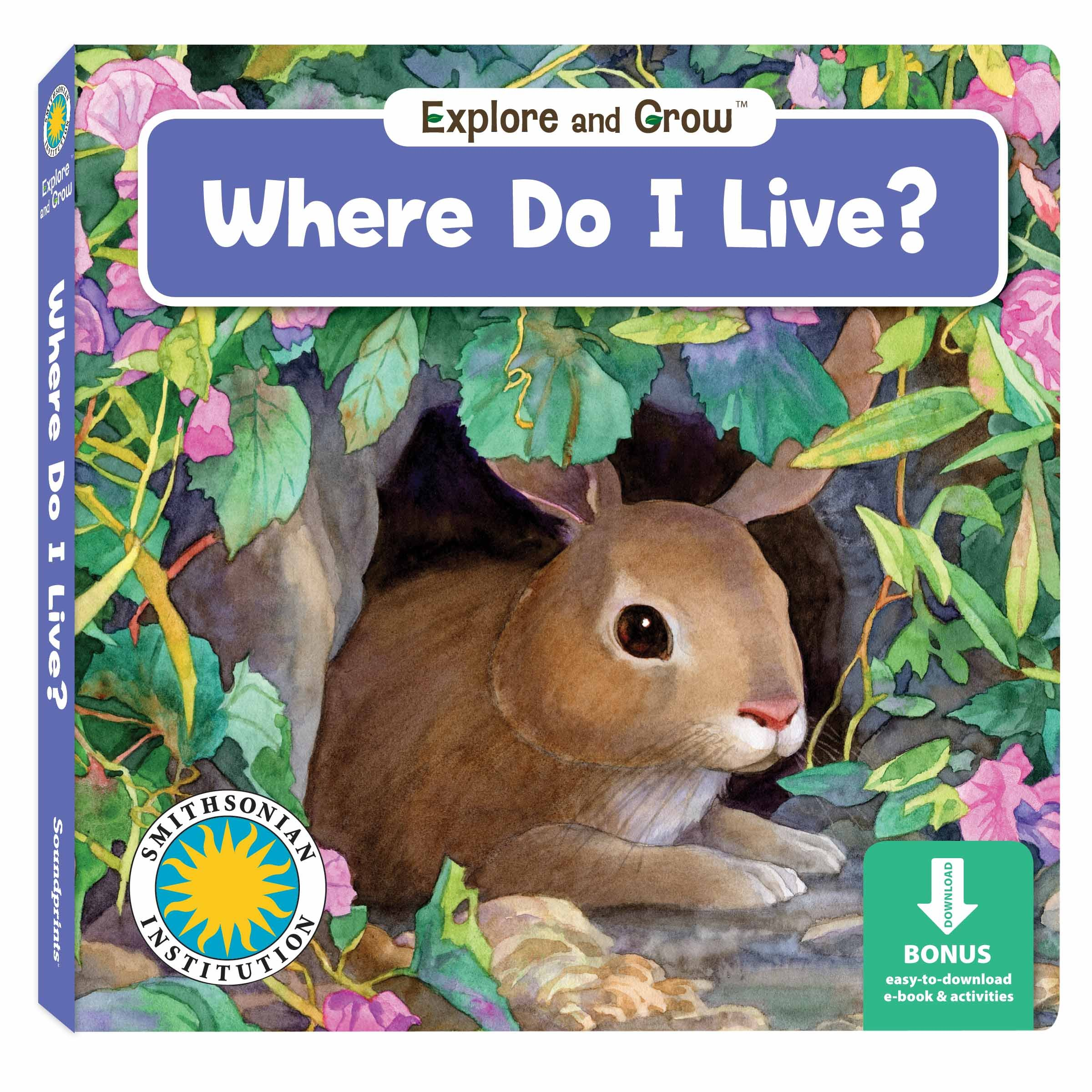 Where Do I Live A Smithsonian Explore And Grow Book With Easy To Download E Book And Printable Activities Laura Gates Galvin 9781607271567 Amazon Com Books You could also use this as a springboard to teach kindergartners about the 7 continents using our free continent book. amazon com