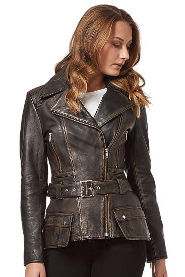 7a3f78c9c Feminine Ladies Trench Coat Tan Black Bronze Vintage Washed ...