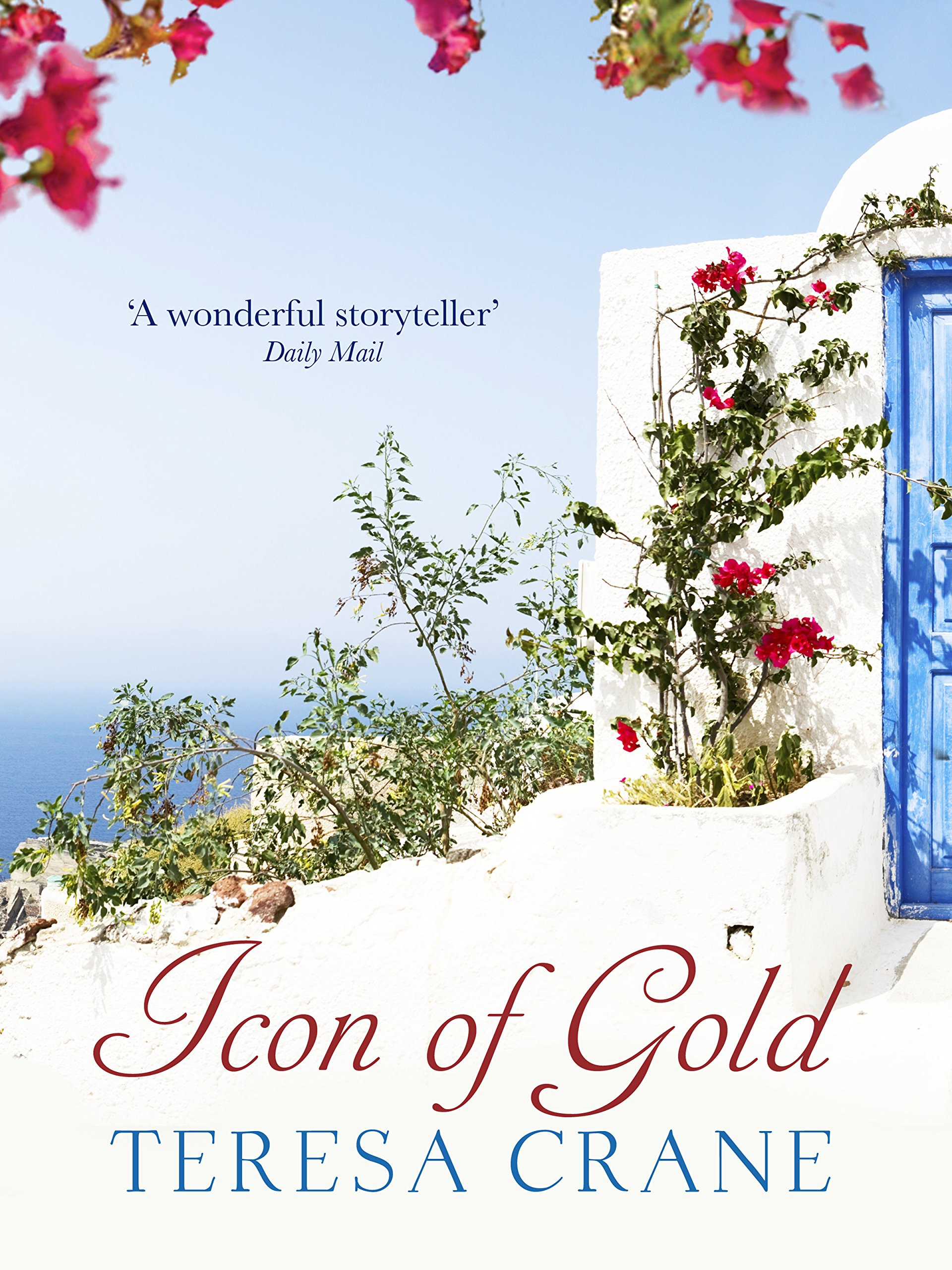 Icon of Gold por Teresa Crane