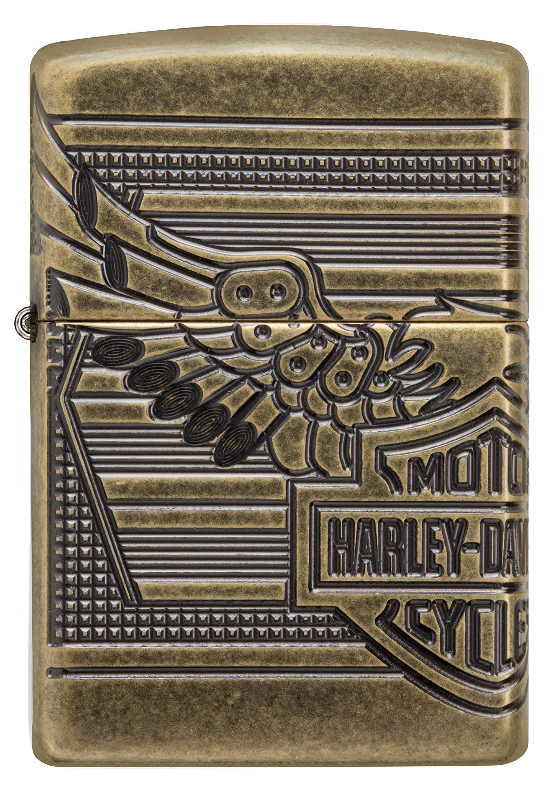 Zippo Harley-Davidson 2019 Collectible Pocket Lighter by Zippo (Image #2)