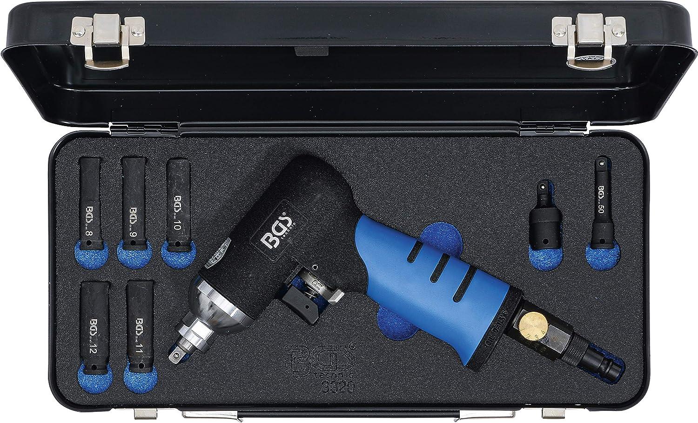 Bgs 3320 Druckluft Schlagschrauber Für Glühkerzen Drehmoment Einstellung Möglich Rechts U Linkslauf Handlich Baumarkt