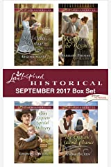 Love Inspired Historical September 2017 Box Set: An Anthology Kindle Edition