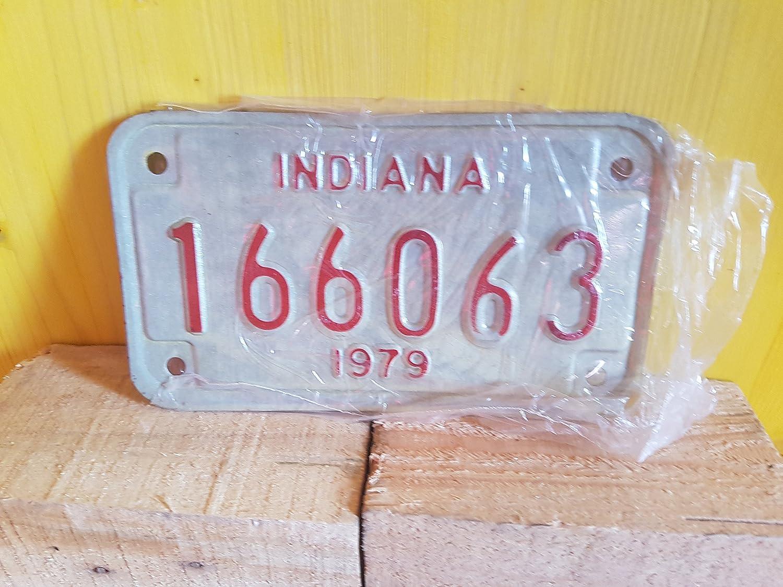 INDIANA 166063 1979 Motorcycle Nuevo y unben utztes Estados ...
