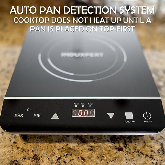 Amazon.com: induxpert Induction Cooktop – (sólo es ...