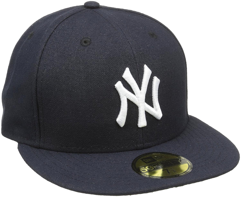 New Era MLB Authentic cap Berretto da Baseball Adulto NY Yankees 59Fifty Fitted Team Colour 10010268