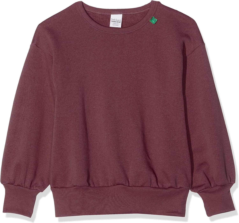 Freds World by Green Cotton M/ädchen Sweat Shirt Girl Sweatshirt
