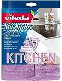 Vileda Microfaser Küchentuch 2in1,  3er Pack