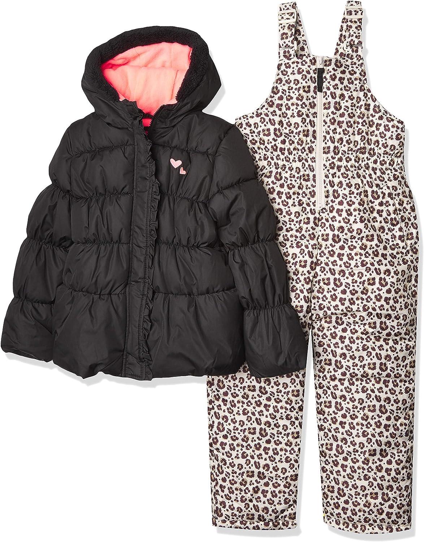 Pink Safety and trust Platinum Snowsuits Girls' Popular