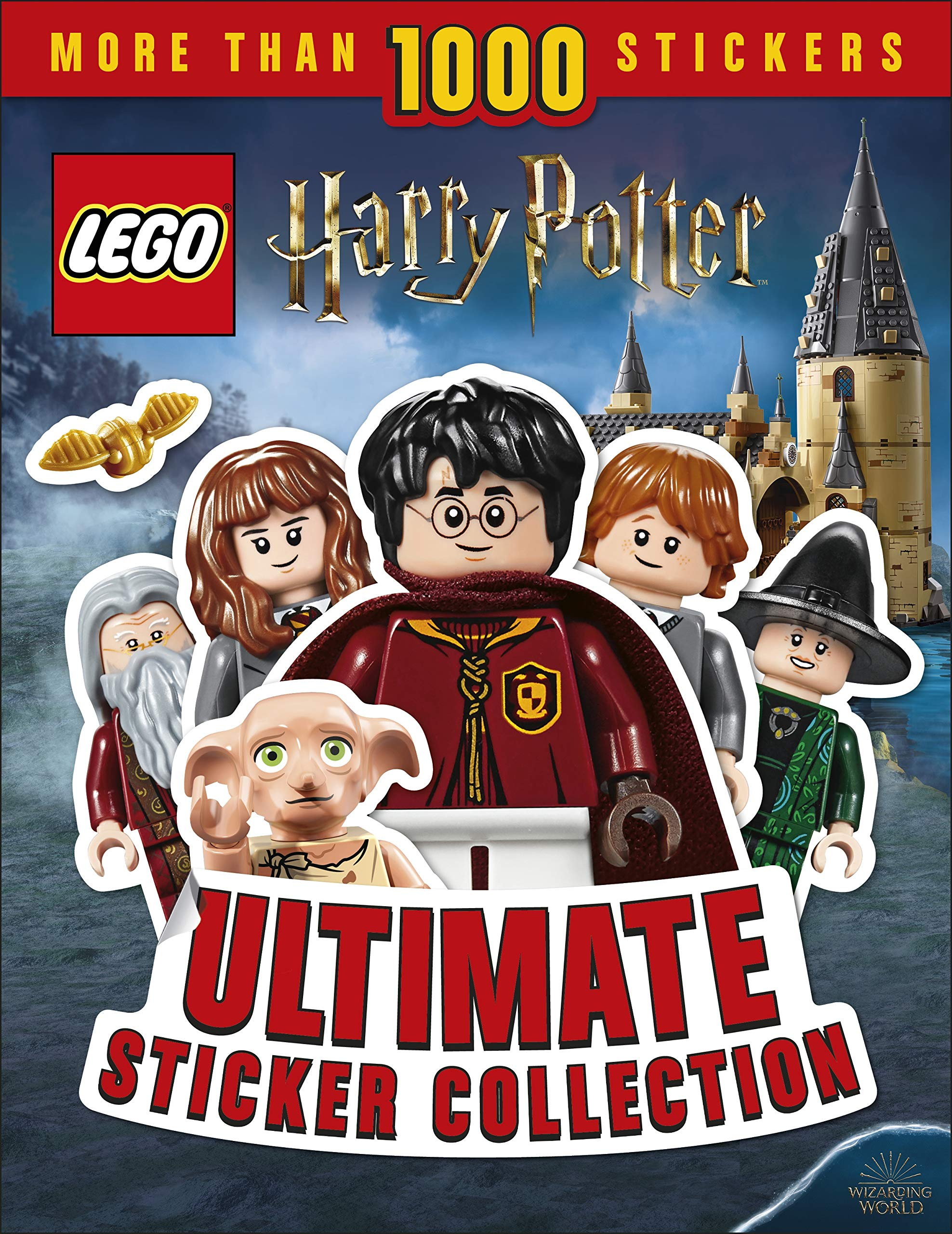 LEGO Harry Potter Ultimate Sticker Collection: More Than ...