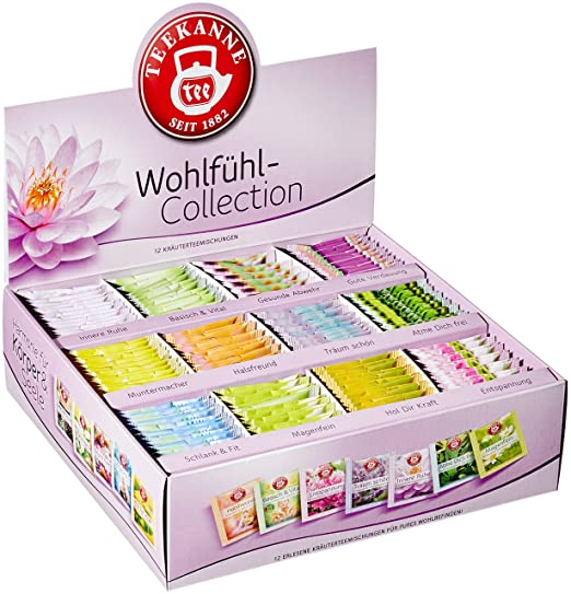 Teekanne Wohlfühl-Collection Box