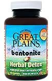 Yerba Prima Bentonite Clay Plus Herbal Detox - 100 Veggie Capsules