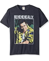 American Classics Ace Ventura Reheheheally Adult Short Sleeve T-Shirt