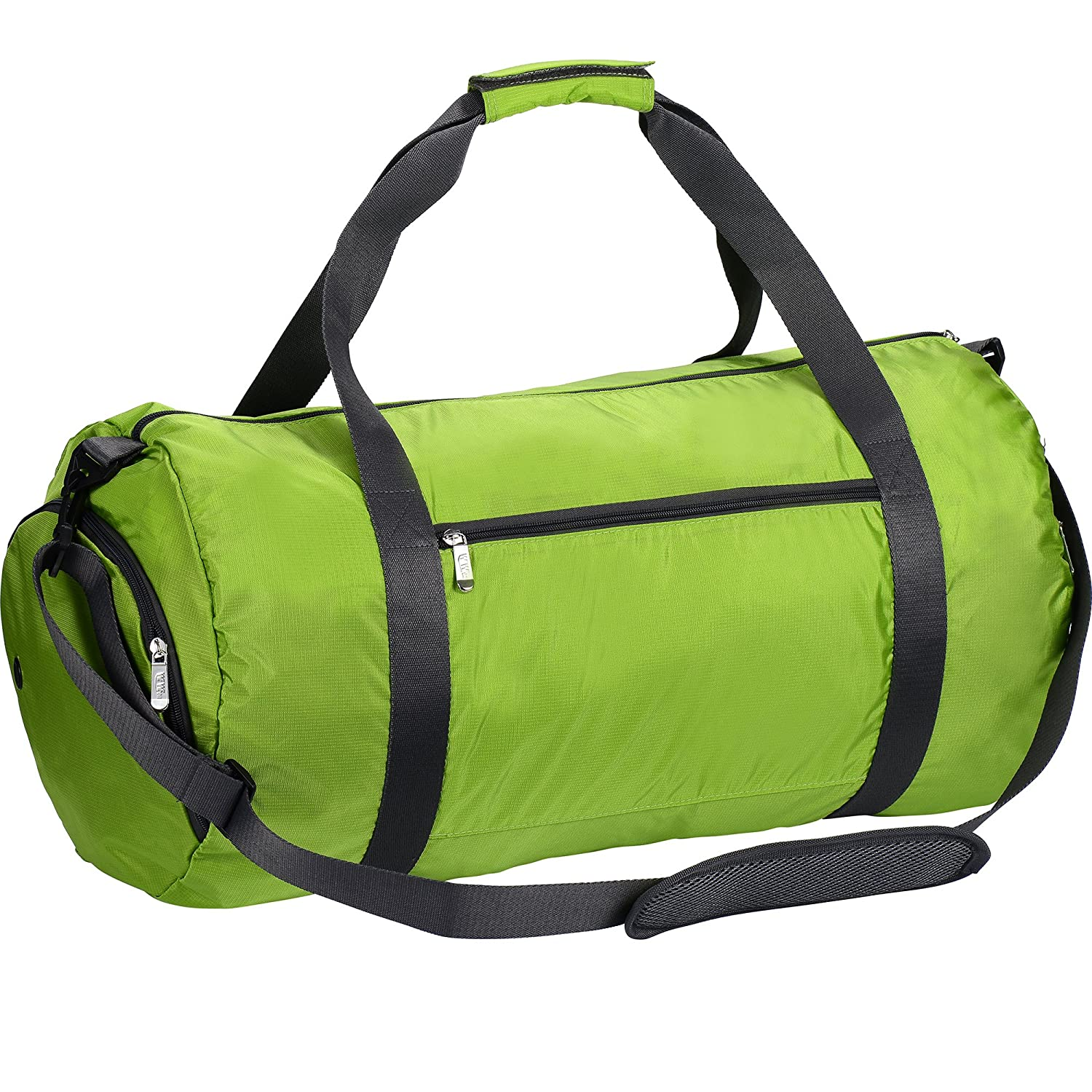 WEWEON Gym Bag with Shoes Compartment Travel Duffel for Men and Women  Including Large Gear Workout 9bde968101