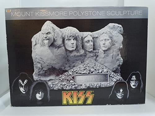 Factory Entertainment Kiss – Mount Kiss More Polystone Statue Full Scale