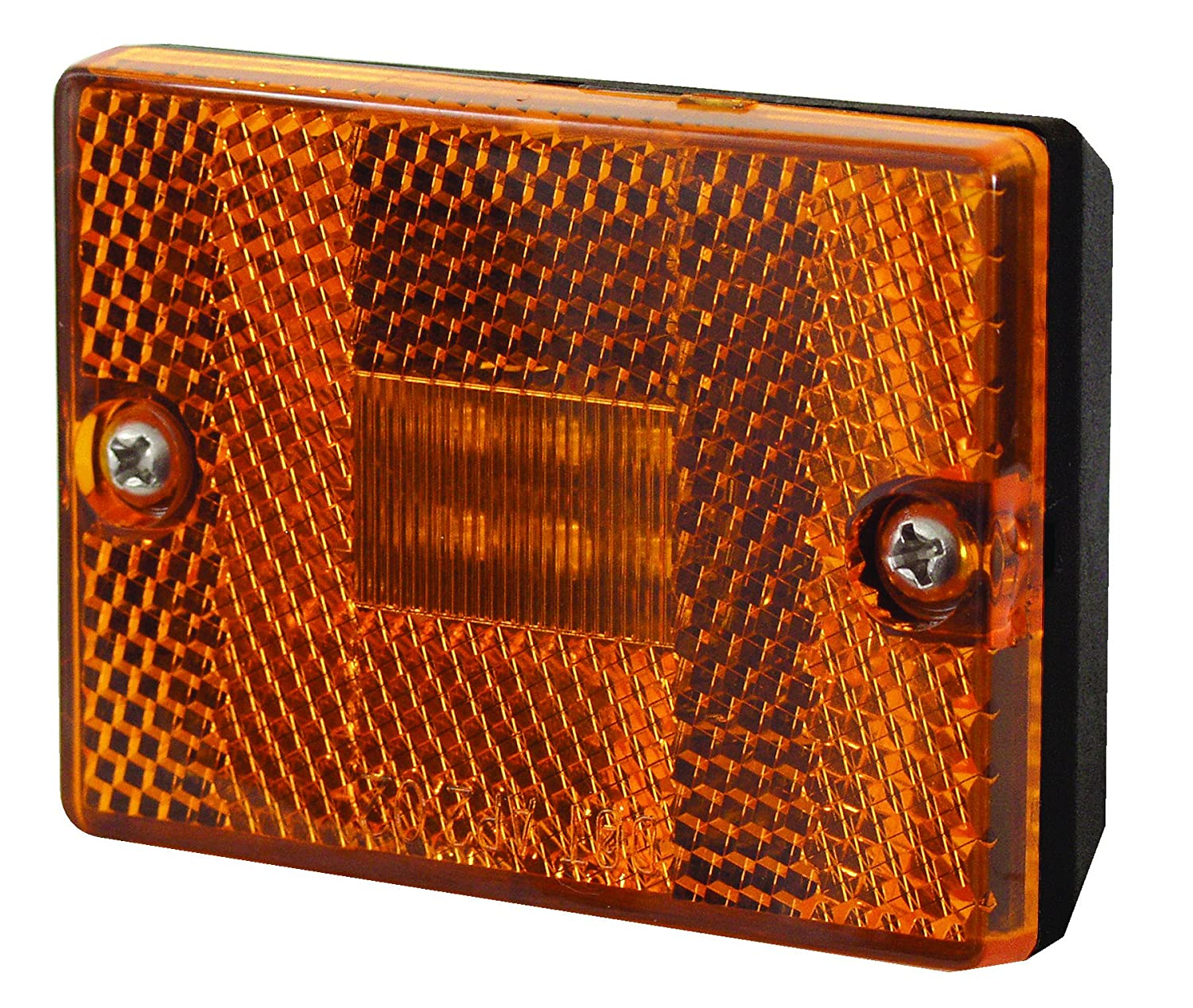 Optronics Mcl 36as Amber Led Marker Light Automotive Trailer Kit W 2539 Wiring Harness Lights