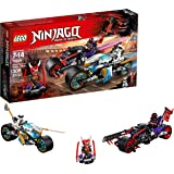 LEGO NINJAGO Street Race of Snake Jaguar 70639...