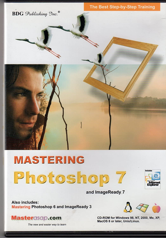 BDG PUBLISHING Mastering Photoshop 7 and ImageReady Windows//Macintosh