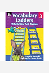 Understanding Word Nuances, Level 3 (Vocabulary Ladders) Paperback