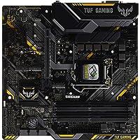 ASUS Micro ATX Intel Gaming Motherboard LGA1151 (8th Gen) DDR4 HDMI VGA M.2 (TUF B360M-PLUS GAMING S)