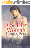 A Scarlet Woman (The Fitzgeralds of Dublin Book 1)