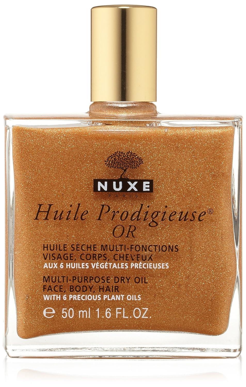 New Nuxe Huile Prodigieuse or (Golden Shimmer) secco 50ml di olio per la cura del corpo