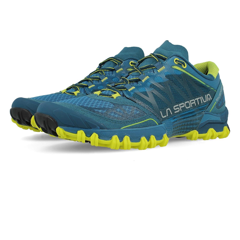 La Sportiva Bushido Trail Running Shoes - SS18 B06XY1YX6N 9 D(M) US|Blue