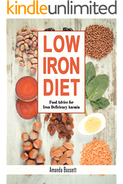 low iron vegan diet
