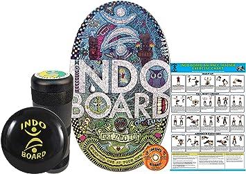 Indo Mini Pro Deck//Roller Kit Natural